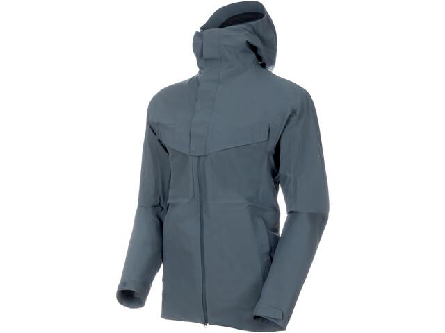 Mammut Zinal HS Hooded Jacket Herre storm